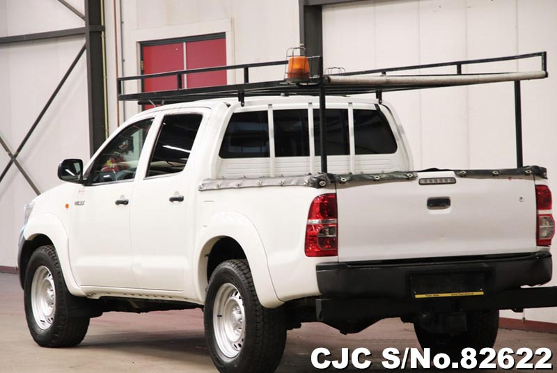 2014 Toyota / Hilux Stock No. 82622
