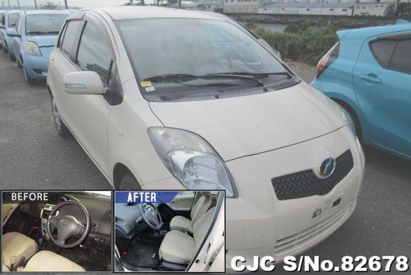 2006 Toyota / Vitz - Yaris Stock No. 82678
