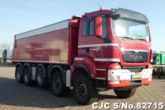 2014 Man / 49.440 Tipper Stock No. 82715