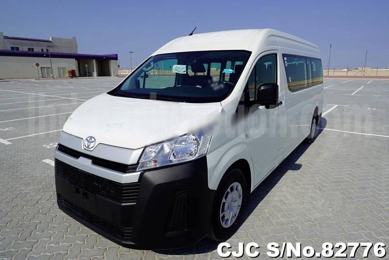2020 Toyota / Hiace Stock No. 82776