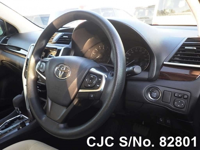 2016 Toyota / Premio Stock No. 82801