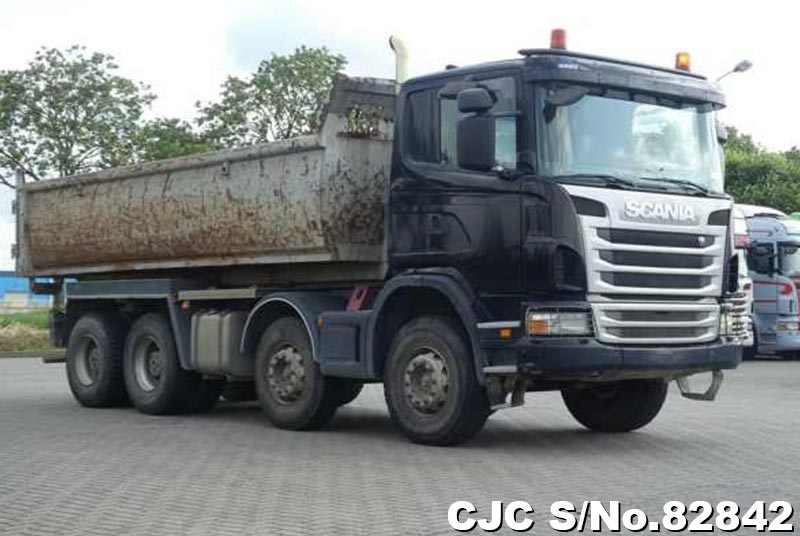 2010 Scania / G440  Stock No. 82842