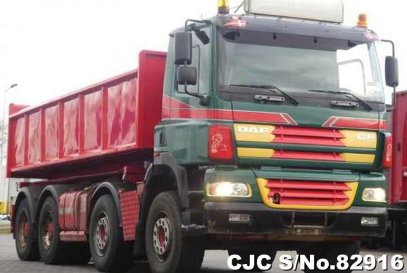 2006 DAF / CF 85-480 Stock No. 82916