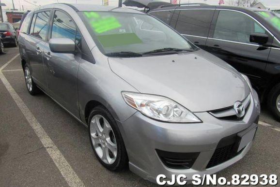 2010 Mazda / Mazda5 Stock No. 82938