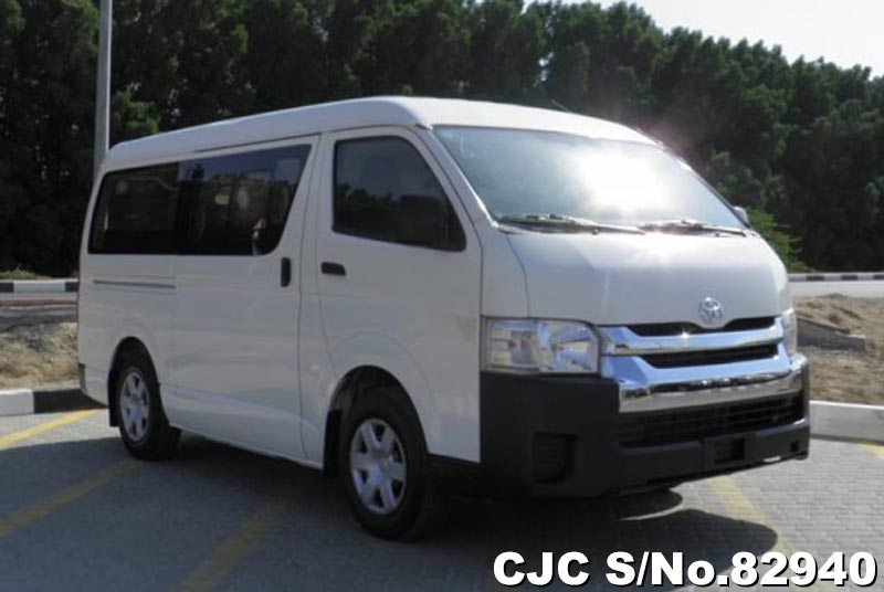 2014 Toyota / Hiace Stock No. 82940