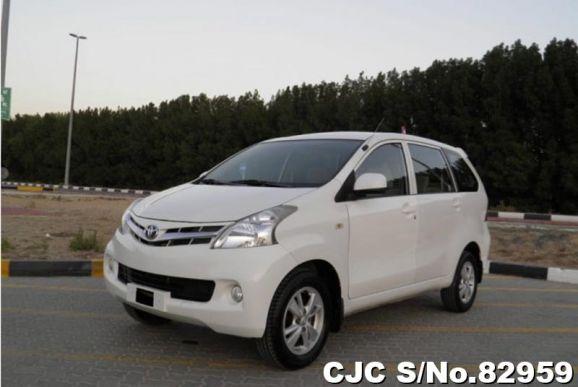 2015 Toyota / Avanza Stock No. 82959