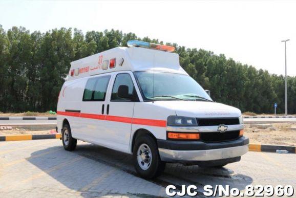 2011 Chevrolet / Express Stock No. 82960