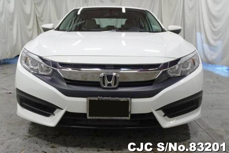 2017 Honda / Civic Stock No. 83201