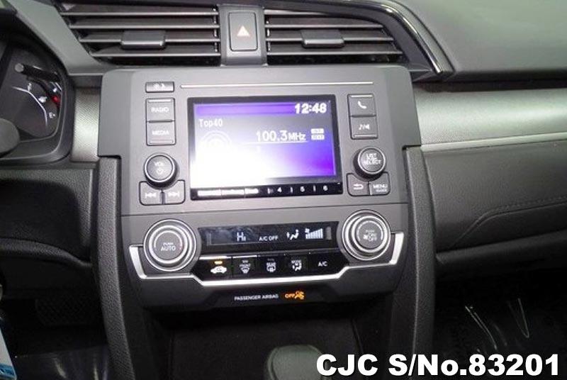 2017 Honda / Civic Stock No. 83201