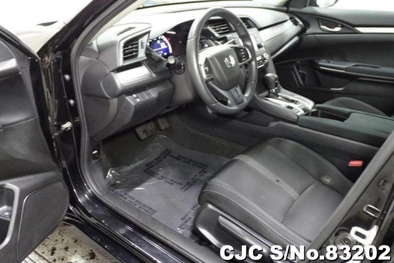 2017 Honda / Civic Stock No. 83202