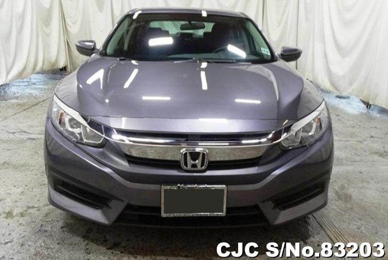 2017 Honda / Civic Stock No. 83203
