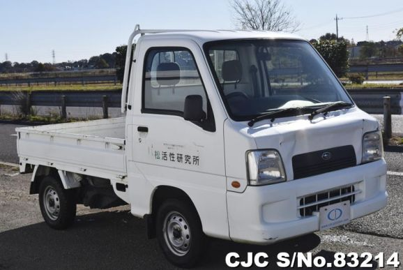 2004 Subaru / Sambar Stock No. 83214