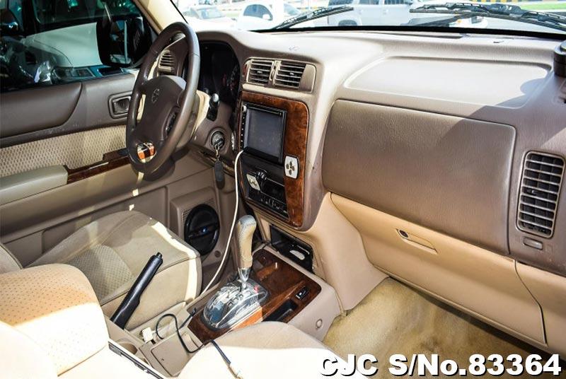 2004 Nissan / Patrol Stock No. 83364