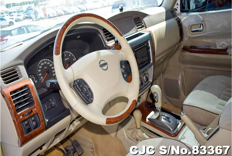 2009 Nissan / Patrol Stock No. 83367