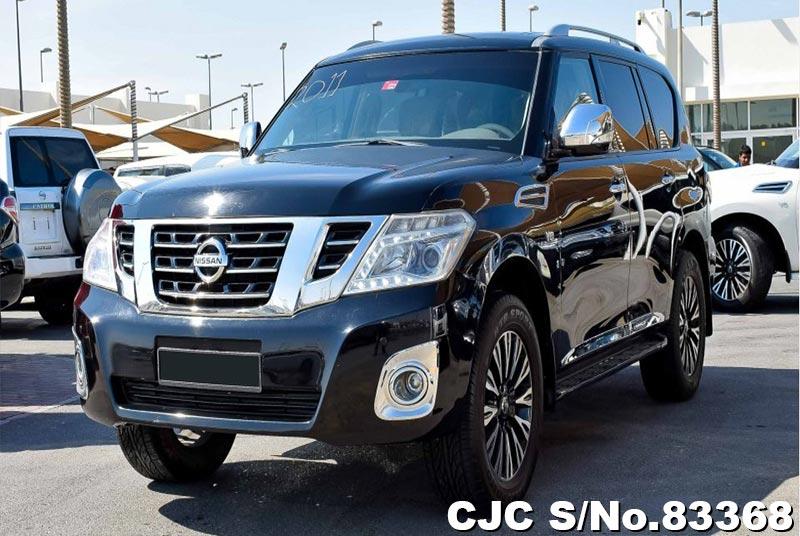 2011 Nissan / Patrol Stock No. 83368