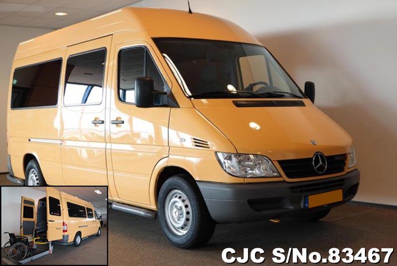 2006 Mercedes Benz / Sprinter Stock No. 83467