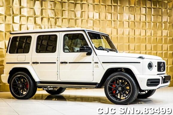 2020 Mercedes Benz / G63 Stock No. 83499