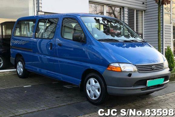 2002 Toyota / Hiace Stock No. 83598