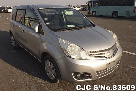 2010 Nissan / Note Stock No. 83609