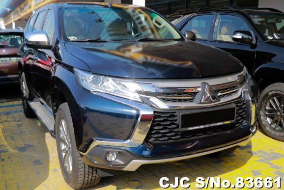 2016 Mitsubishi / Montero Stock No. 83661