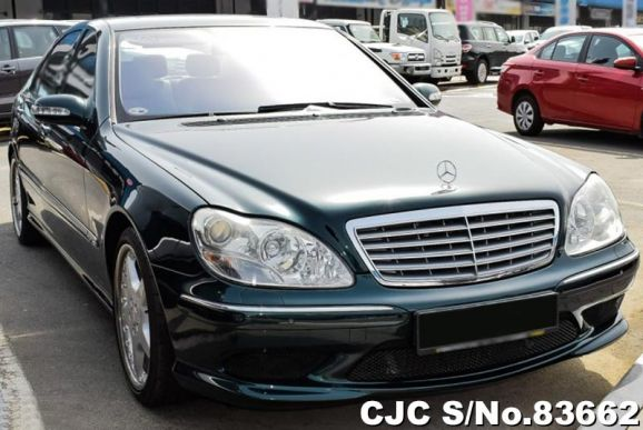 2005 Mercedes Benz / S Class Stock No. 83662