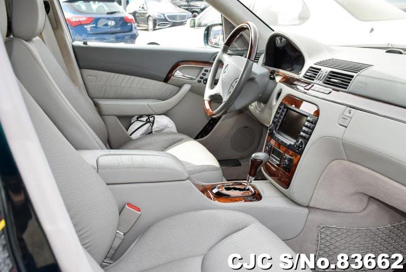 2005 Mercedes Benz / S Class Stock No. 83662