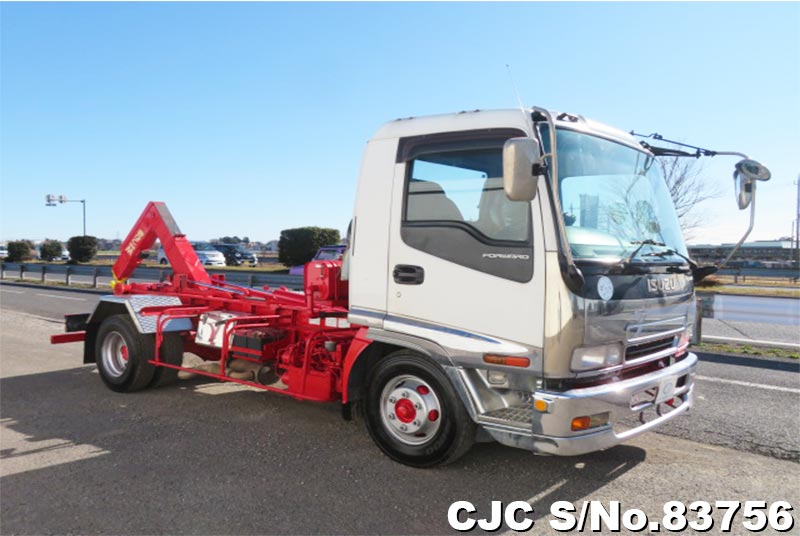 2006 Isuzu / Forward Stock No. 83756