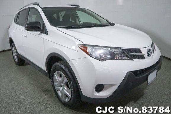 2015 Toyota / Rav4 Stock No. 83784