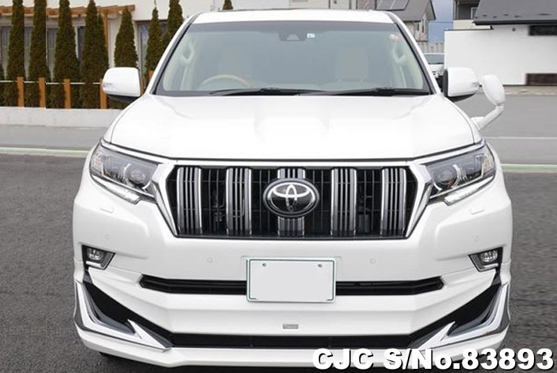 2019 Toyota / Land Cruiser Prado Stock No. 83893