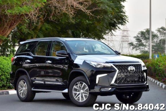 2020 Toyota / Fortuner Stock No. 84042
