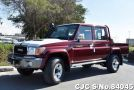 2020 Toyota / Land Cruiser 79 Stock No. 84045