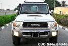 2020 Toyota / Land Cruiser 76 Stock No. 84046