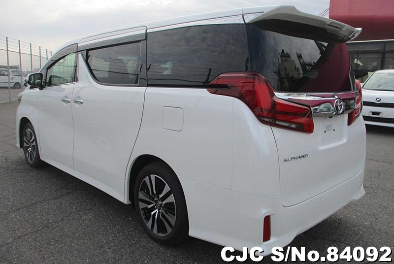 2019 Toyota / Alphard Stock No. 84092