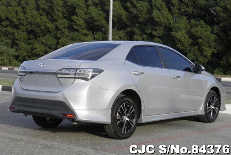 2018 Toyota / Corolla Stock No. 84376