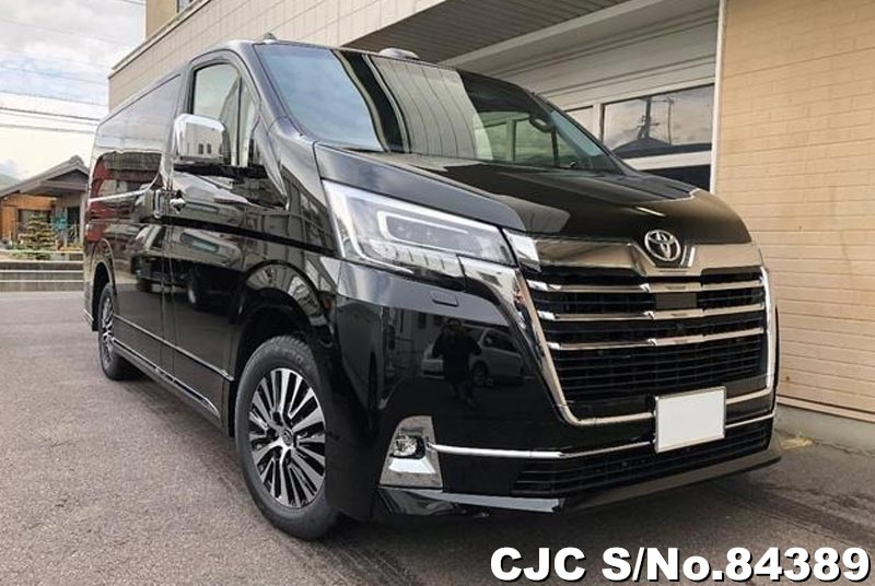 2020 Toyota / GranAce Stock No. 84389