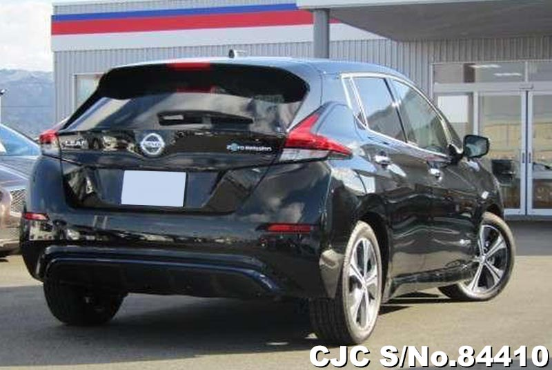 2019 Nissan / Leaf Stock No. 84410