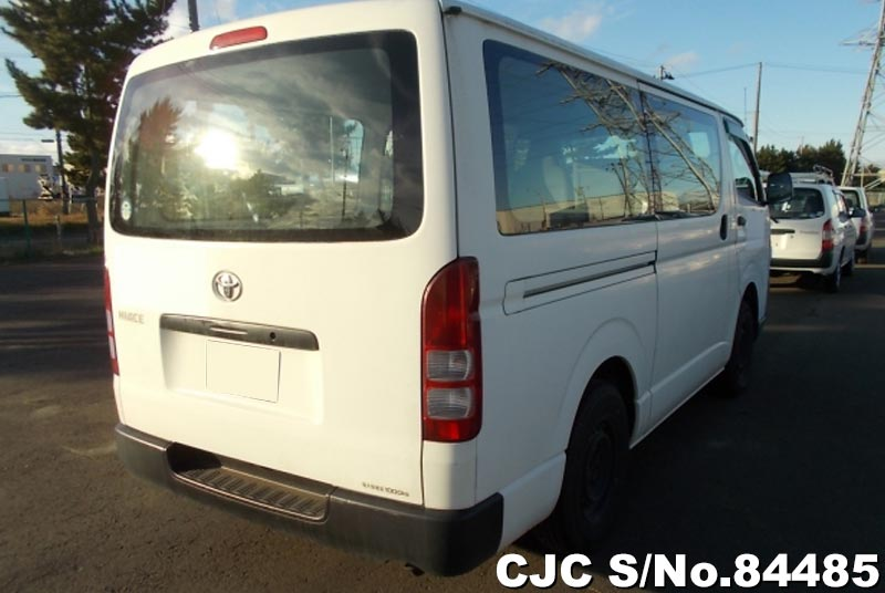 2006 Toyota / Hiace Stock No. 84485