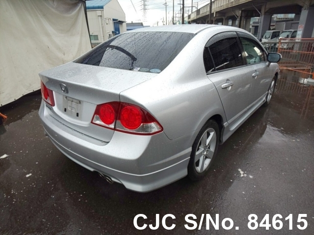2007 Honda / Civic Stock No. 84615