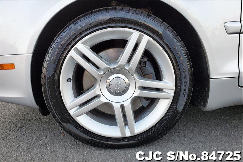2007 Audi / A4 Stock No. 84725