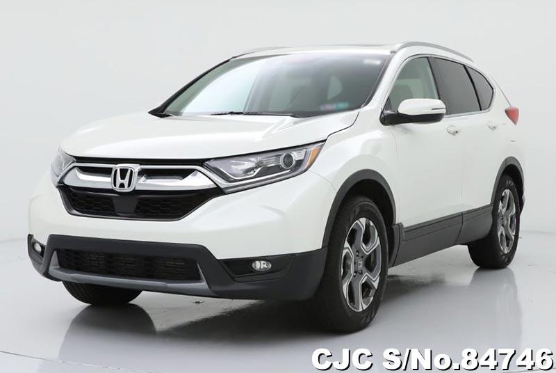 2018 Honda / CRV Stock No. 84746