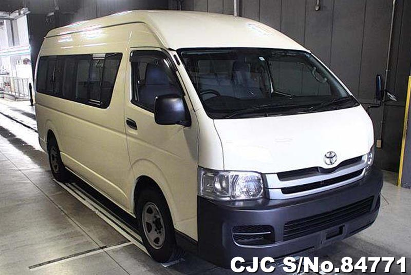 2009 Toyota / Hiace Commuter Stock No. 84771