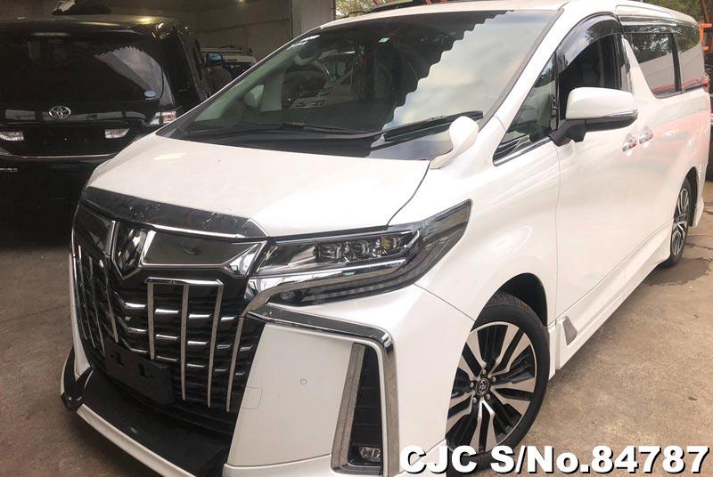 2020 Toyota / Alphard Stock No. 84787