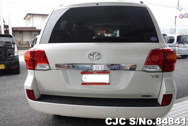 2013 Toyota / Land Cruiser Stock No. 84841