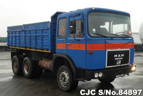 1980 Man / 26.280 Tipper Stock No. 84897