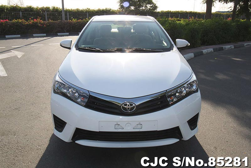 2016 Toyota / Corolla Stock No. 85281