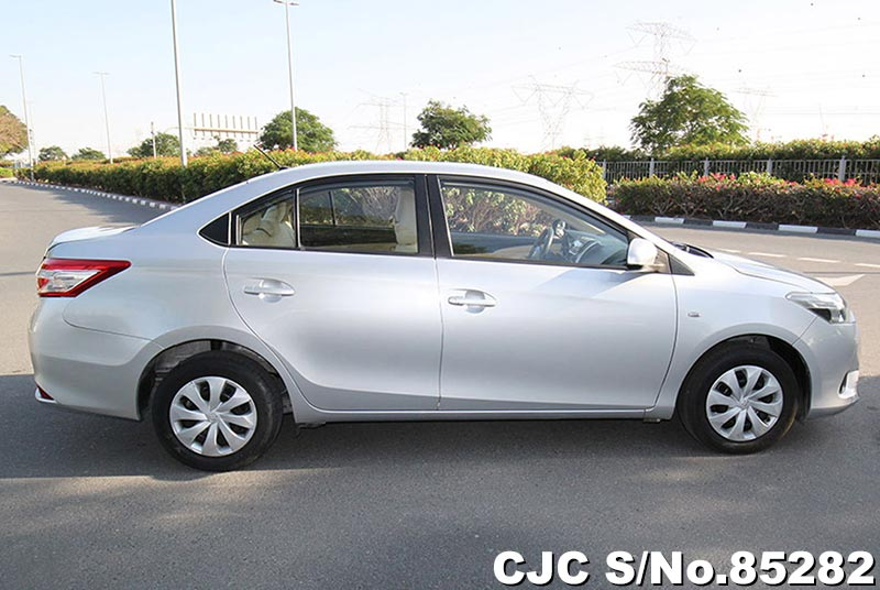 2016 Toyota / Yaris Stock No. 85282