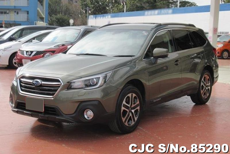 2019 Subaru / Legacy Outback Stock No. 85290