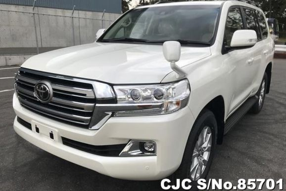 2020 Toyota / Land Cruiser Stock No. 85701