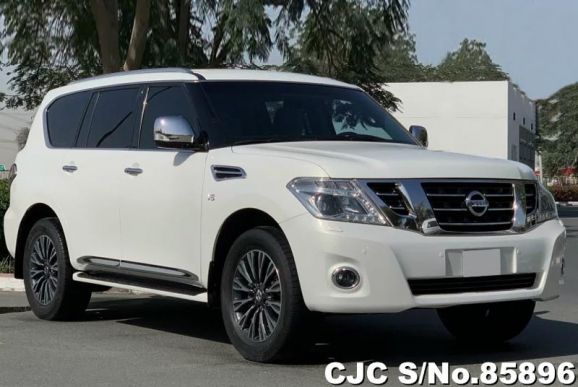 2012 Nissan / Patrol Stock No. 85896