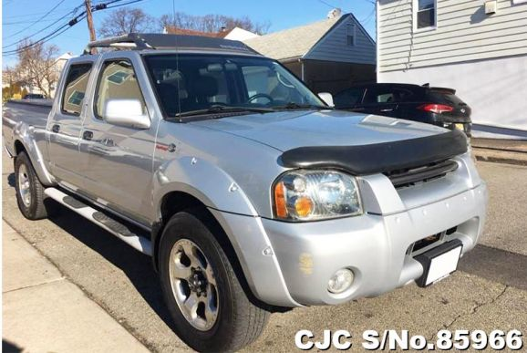 2002 Nissan / Frontier Stock No. 85966